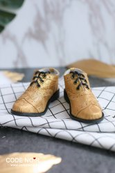 CBS000035 Metallic Gold Oxford