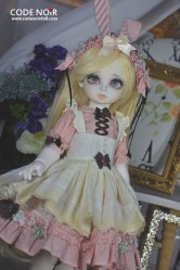 CMD000024 Pink Rabbit Dream MSD Ver.