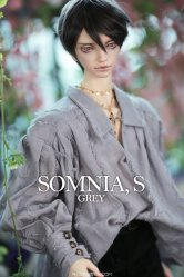 [In Stock] SOMNIA S (Gray)