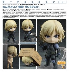 "Nendoroid 538 ""Metal Gear Solid 2 -Sons of Liberty-"" Raiden MGS2"