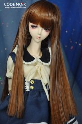 CYW000041 Brown Waist Straight