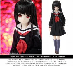 """Hell Girl: The Fourth Twilight"" Enma Ai"