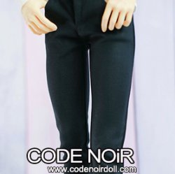 CSD000114 Navy Slim Pants