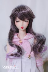 CYW000068 Mixed gradient Purple Long Wavy
