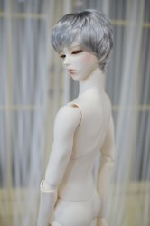 Basic whitening[Byeol-Ha] with makeup and wig