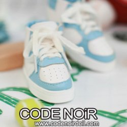 CLS000148 Blue/White Sneakers