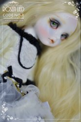 [FaithZ Limited]CodeNoir X RosenLied Romantic Black BonBon