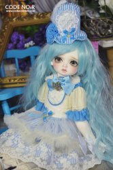 CMD000021 Romantic Blue