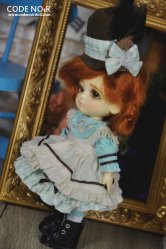 CID000001 Alice Wish Blue Ver.