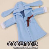 CYD000079 Skyblue Bunny Ear Jacket