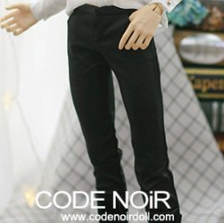 CSD000113 Black Slim Pants