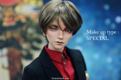[Pre-Order, PLATINA Limited] 琉照 [RYUZO]:MOCHA BROWN SP. Makeup