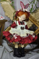 CYD000040 Red Rabbit Dream YoSD Ver.