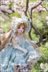 Holiday's child Ribbon (fairy ver.) (White Skin with Make-up)