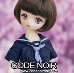 CYD000098 Navy Blue Sailor Uniform