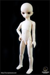 28cm Doll Boy Body
