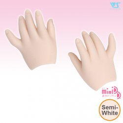 MDD-H-01-SW / Basic Hands / Semi-White