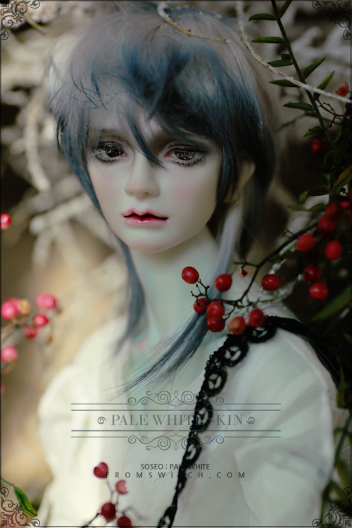 Dollvie 2016 Limited : 小暑 [SOSEO] Head (No Makeup)