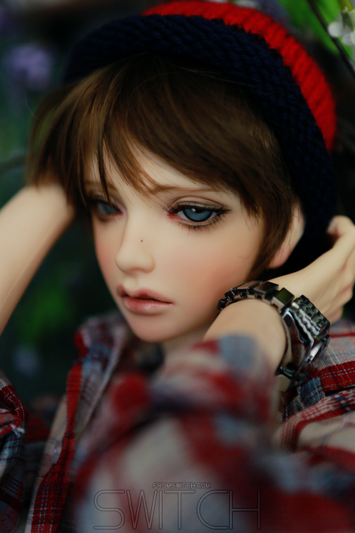 [Pre-Order] SWITCH SNG Waseon 臥選 Normal Skin Dollvie 2017