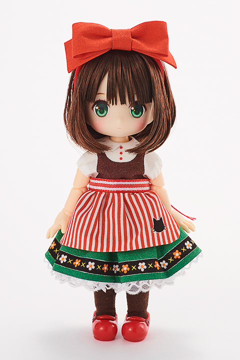 Tentative Pre-Order DL 15Dec ChuChu Doll Hina Little Red Riding