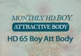 Monthly : Attractive 65boy Body