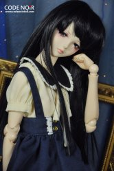 CYW000040 Black Waist Straight