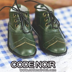 CBS000044 Green Oxford